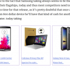 New Auto Affiliate Links feature: Amazon products widget displayed at the end of the post